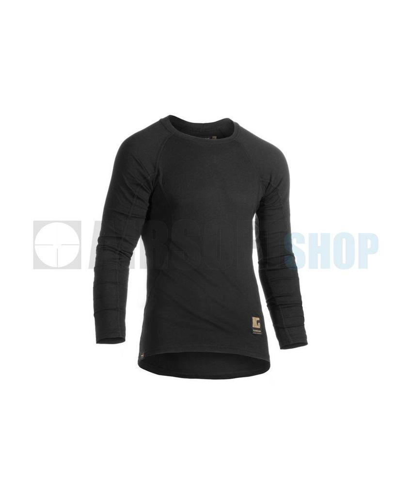 Claw Gear Baselayer Shirt Long Sleeve (Black)