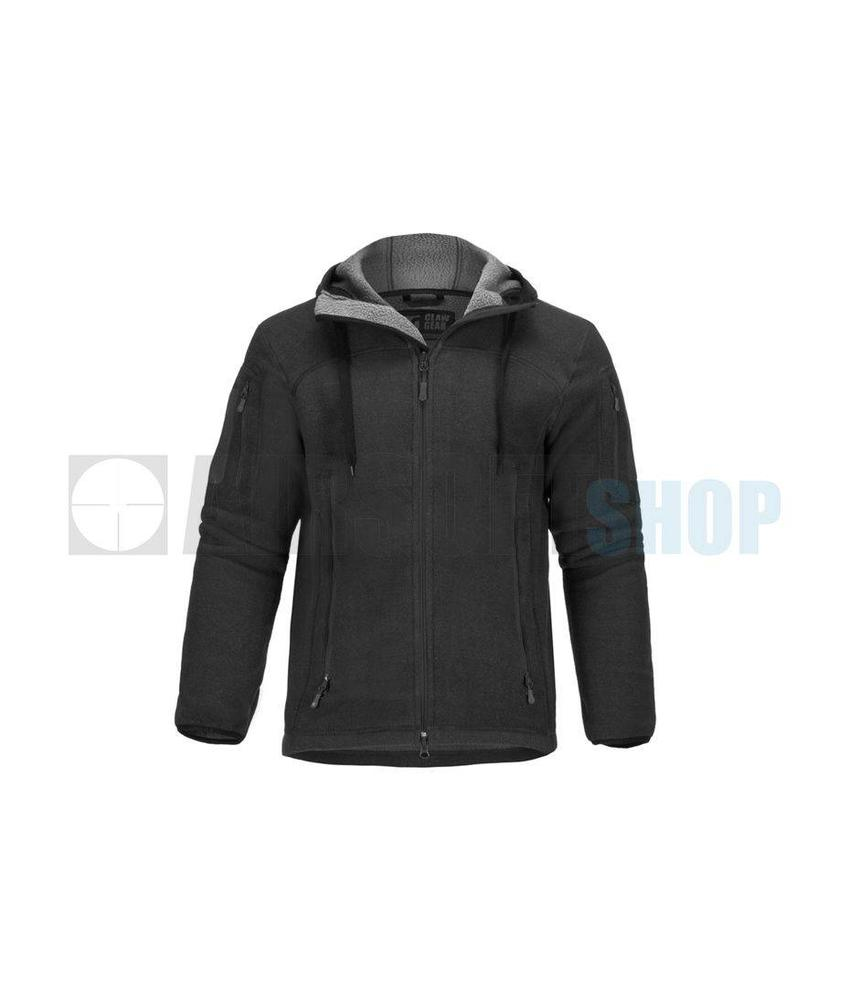 Claw Gear Milvago Fleece Jacket (Black)