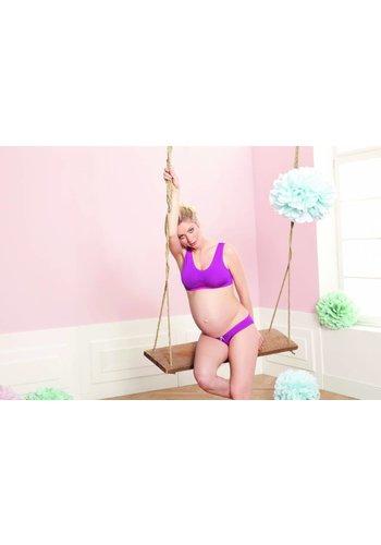 Zwangerschapsbh hot pink