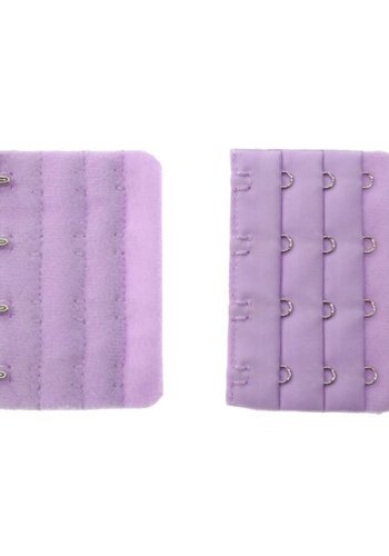 Beha Verlengstuk 4 Haaks Lavendel (per stuk)