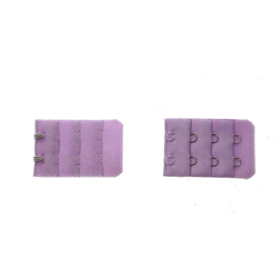 Beha Verlengstuk / Verlenger 2 Haaks Lavendel (per stuk)