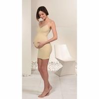 thumb-Zwangerschaps Onderjurk Naadloos Huidskleur-1
