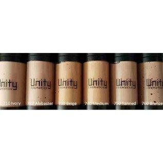 Unity Cosmetics Vloeibare Foundation 722 Alabaster