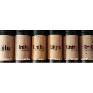 Unity Cosmetics Vloeibare Foundation 710 Ivory
