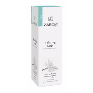 Zarqa Feet - Relaxing Legs