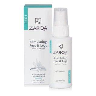 Zarqa Feet - Stimulating Foot & Legs