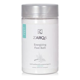 Zarqa Feet - Energizing Foot Bath