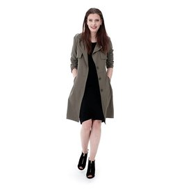 TRENCHCOAT TRUDY ♥ GREEN