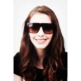 SUNGLASSES SOPHIE ♥ ALL BROWN