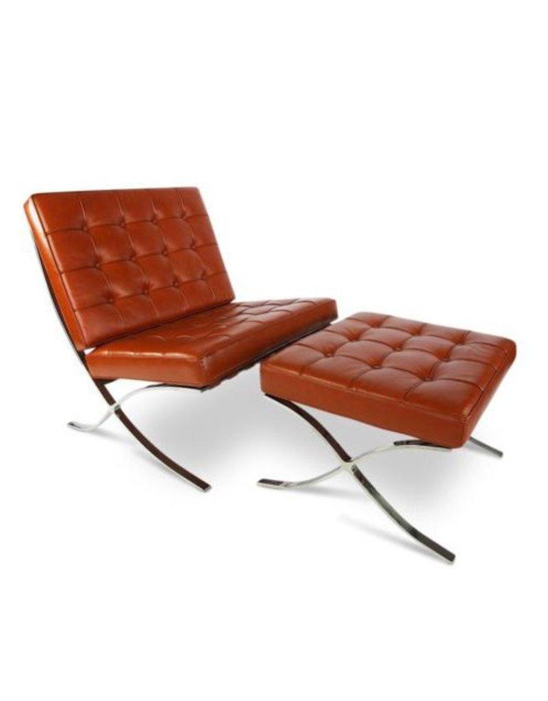Barcelona chair brown - Barcelona Chair Barcelona Chair