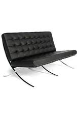 Barcelona Chair 2-seater