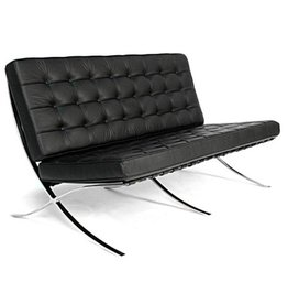 Barcelona Chair 2-zits