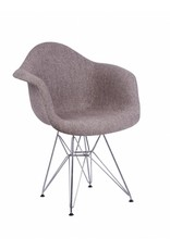 DAR Eames chair polstered