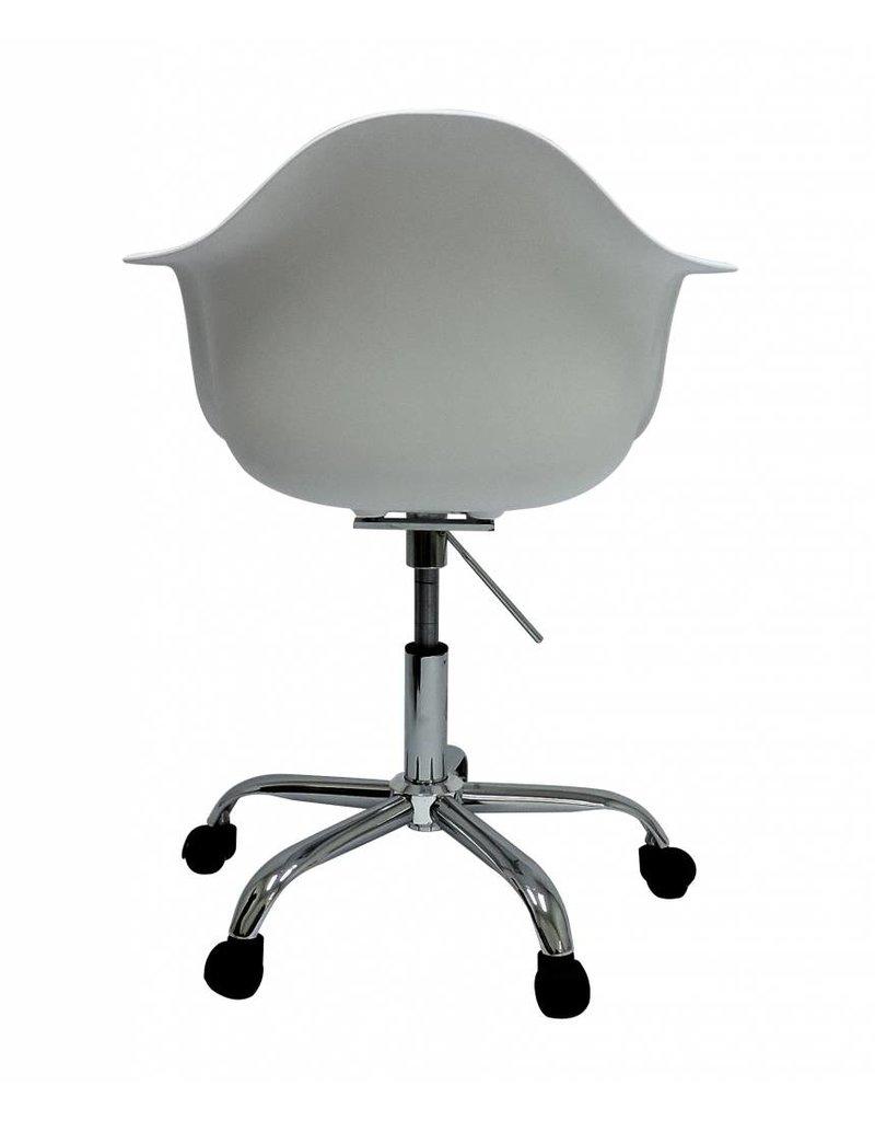 PACC Eames Design Stoel Wit