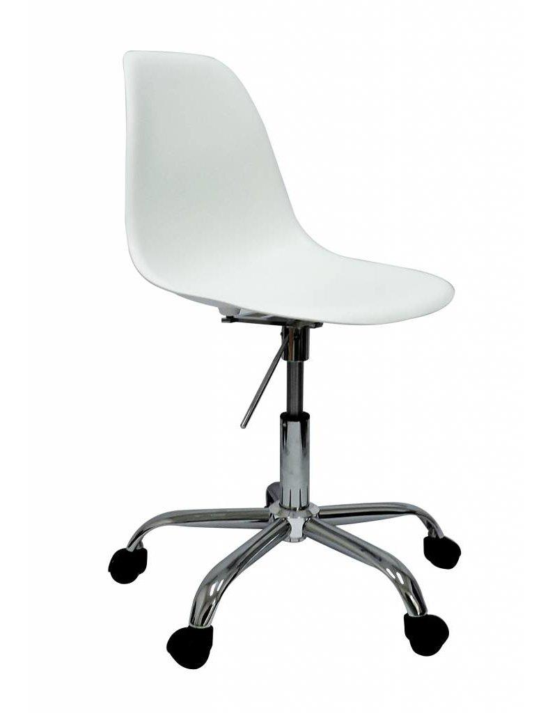 Pscc eames design stoel wit design seats design for Design stoel wit