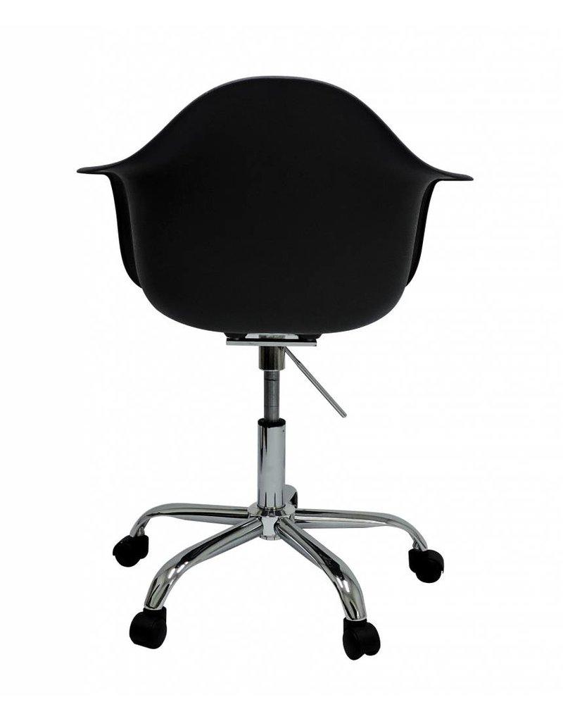 PACC Eames Design Chair Black