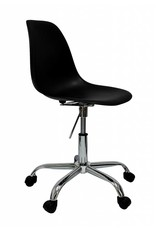 PSCC Eames Design Chair Black