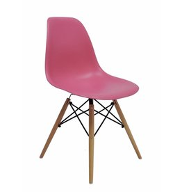 DSW Dining Chair Pink