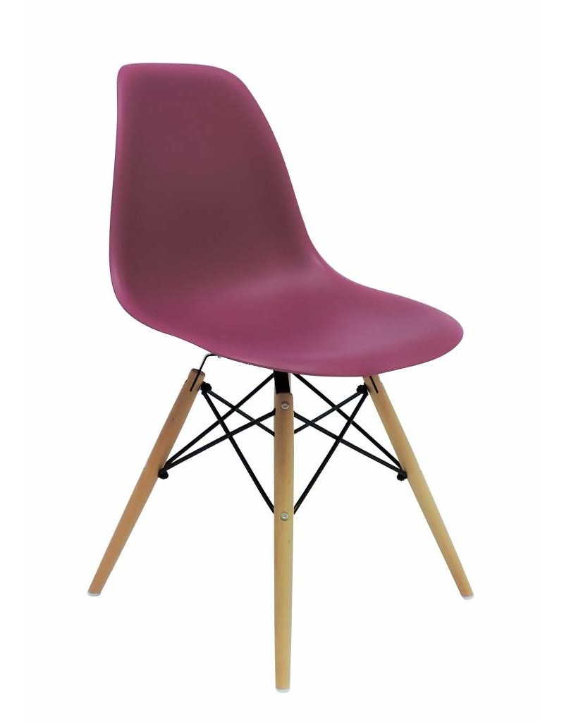 DSW Eames Design Dining Chair Pink