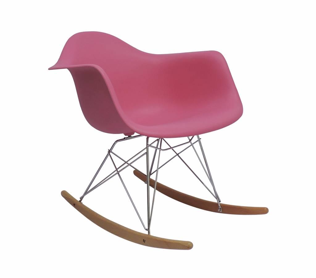 RAR Eames Design Rocking Chair Pink   Design Seats   Buy Designer Chairs  Online