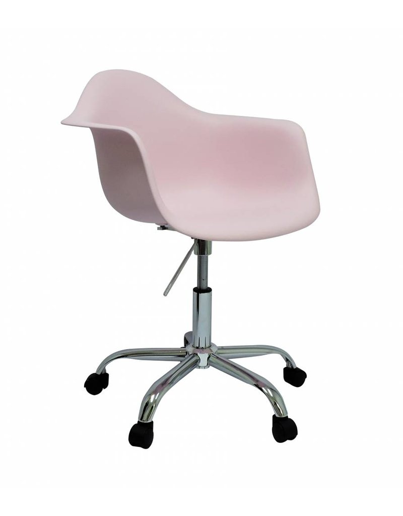 PACC Eames Design Chair Pink