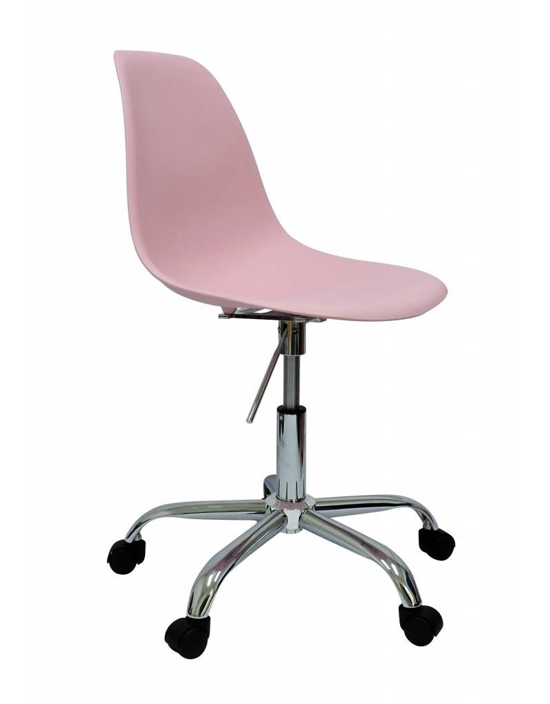 PSCC Eames Design Chair Pink