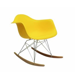 RAR Rocking Chair Yellow