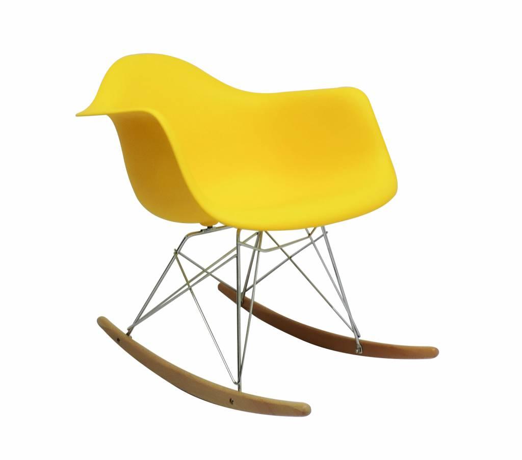 Charmant RAR Eames Design Rocking Chair Yellow   Design Seats   Buy Designer Chairs  Online
