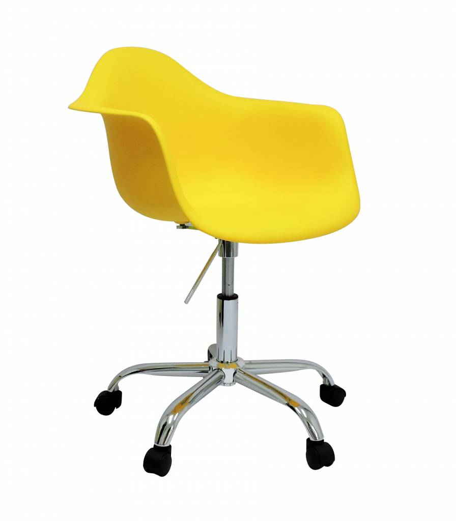 pacc eames design chair yellow design seats buy designer chairs