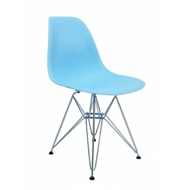 DSR Dining Chair Blue