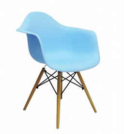 DAW Chair Blue