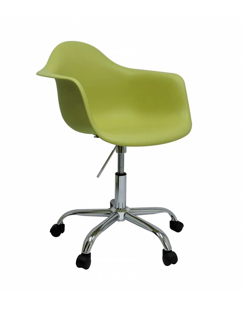 PACC Eames Design Chair Green