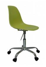 PSCC Eames Design Stoel Groen