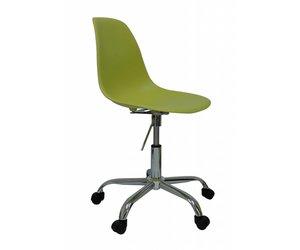 Eames Dsw Stoel : Pscc eames design stoel groen design seats design stoelen
