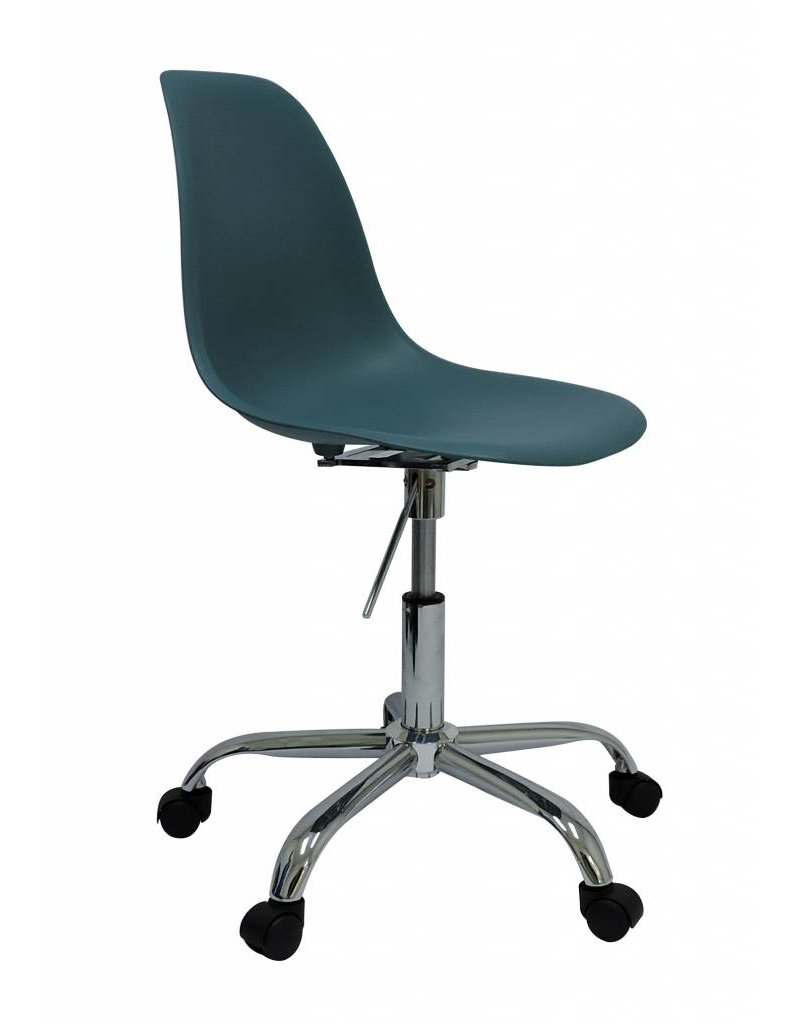 PSCC Eames Design Chair Green