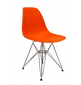 DSR Dining Chair Orange