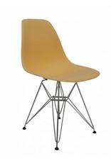 DSR Eames Design Eetkamerstoel Oranje