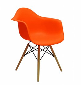 DAW Chair Orange