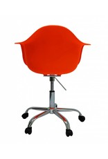 PACC Eames Design Stoel Oranje