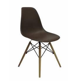 DSW Dining Chair Brown
