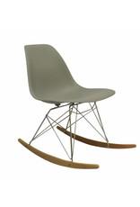 RSR Eames Design Schommelstoel Bruin