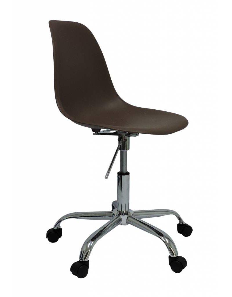 PSCC Eames Design Chair Brown