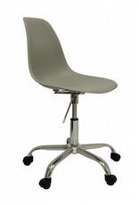 PSCC Eames Design Stoel Bruin