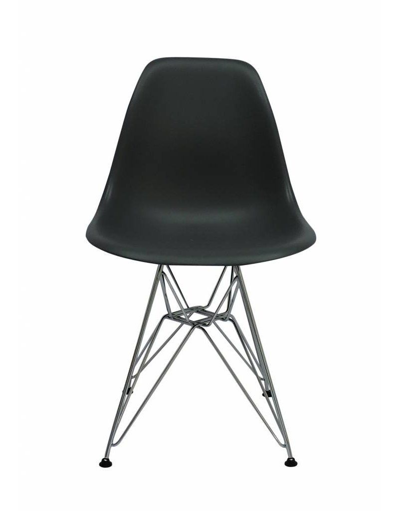 DSR Eames Design Dining Chair Grey