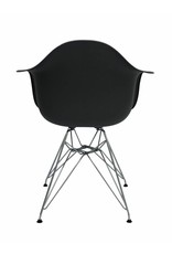DAR Eames Design Stoel Grijs