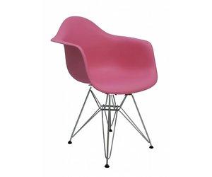 Eames Rar Stoel : Dar eames design stoel roze design seats design stoelen online kopen