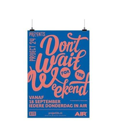 Poster A0 135 gr houtvrij gesatineerd mc