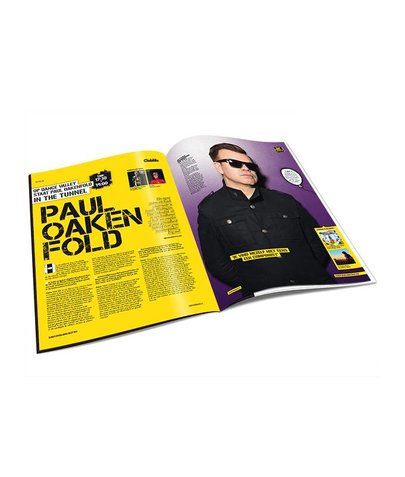 Magazine A6 - 250 gr cover 135 gr binnenwerk - 36 pag