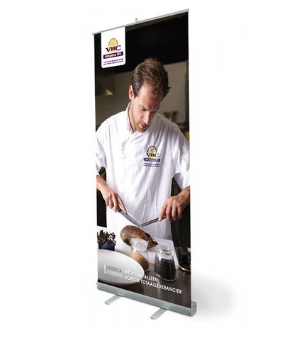 Roll up Banner 100x200cm - budget