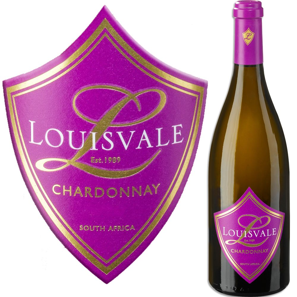 Louisvale Purple Label Chardonnay
